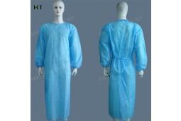 Одноразовые хирургические халаты из полипропиленового нетканого материала, хирургическое платье для SMS, изоляционная одежда, одноразовая халата, термальное платье, костюм для пациентов, костюм для вр