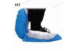 Защитная крышка ПП, чехол для обуви PE, чехол для обуви CPE, чехол для обуви PP + CPE, одноразовая подставка для обуви, нетканая крышка из нетканого материала PP