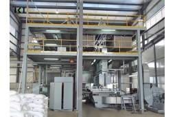 S, SS, SMS, машина для производства нетканых материалов, машина для производства нетканых материалов для спанбонда