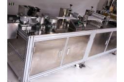 Одноразовая машина для изготовления нетканых колпачков, машина для изготовления колпачков, машина для клипса, машина, машина для масок для лица, машина для медсестер