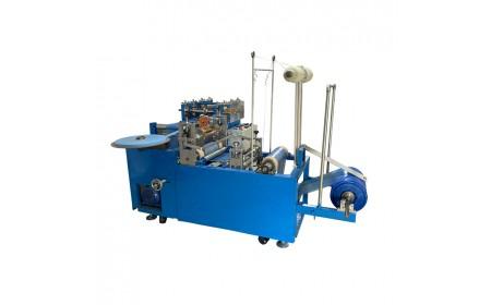 Машина для изготовления пластиковых бахил материал pe cpe