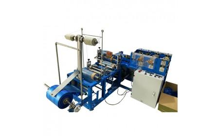 Полностью автоматическая машина для изготовления пластиковых бахил